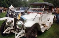 1921 Rolls Royce Silver Ghost