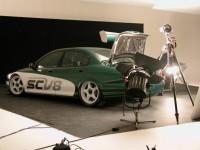 Supercar photo shoot